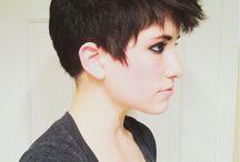 Hair / by Sarai Stine