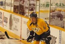Shea Weber. Hockey God.