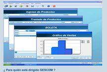 Gescom v 3.5 / Aplicativo de escritorio para gestión de negocios
