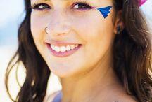 Make carnaval inspiração / Carnaval, festa, dia feliz, maquiagem inspiradora