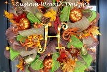Wreaths / by Carmen Howell
