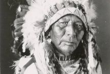 Native American Chiefs & Warriors