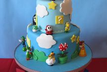 Ideas for Isaiah's b-day