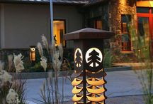 Best Light Bollards I have Found / Outdoor Light Bollards for landscape lighting.  These create great garden focal points and path lights.