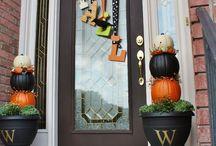 autumn porch inspiration