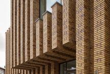 vetical facade