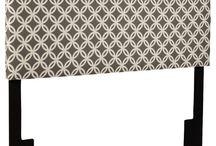 Headboards / by Grace Rose Fabrics