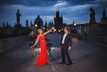 romantic wedding proposals Prague
