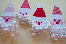 Kids Christmas crafts / by Roxanne Babcock