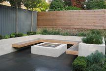 Interiors- small gardens