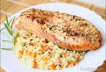 receitas de peixe e frutos do mar