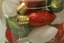 Christmas Crafts and Decorations / by KL Jewelry Design