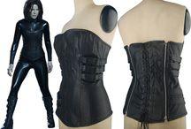 Underworld: Awakening costumes / Underworld: Awakening New Dawn Selene cosplay costume