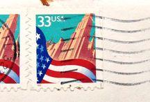 Selos obliterados / Selos obliterados - Anos 1980 e 1990  #selo #selopostal #stamp #postalstamp #francobollo #sellopostal #filatelia #philately #returntosender