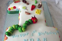 Childrens Cakes / by Lisa Hann
