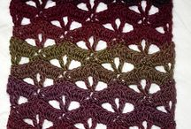 Crochet Scarves & Cowls / by Teena Murphy