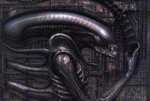 Alien / by Mehmet Trismegistus