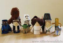 star wars figurák, ovis kedvencek