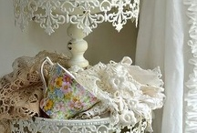 shabby chic / by Patricia Smothers