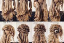 可愛いヘア