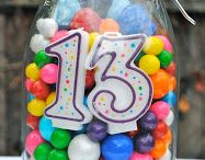 13th birthday party / by Nicol Rogers