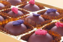 Chocolates / Lovely chocolatey things