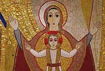 A mosaiikki ikonit