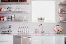 my dream kitchen / Ideas for my kitchen remodel
