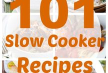 slow cooker / by Elizabeth Seibel