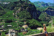 Honeymoon to Amalfi Coast, Italy / Travel, Honeymoon!
