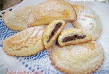 biscotti ripieni di cioccolata