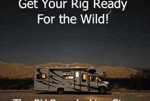Boondocking! / Here are some places to unplug!