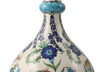 Çini ve porselen