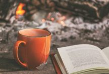 Just a book & a cup of coffee!! / THE PERFECT MOMENT