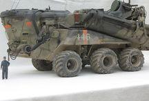 tank (Carri Armati) / Modelli e storico