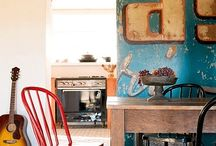 farmhouse by the sea / by Jen Walters VanOort {Onion Grove Mercantile}