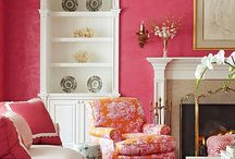 Raspberry/Pink Home / by Barb Palmieri
