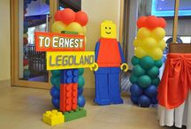 Lego Party Ideas / by Shalina Ramirez-Melton