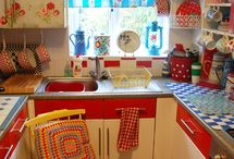 kitchen corner / by Patricia Brown Crafton