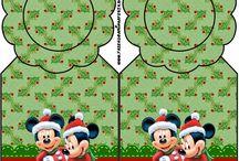 Mickey / Basteln