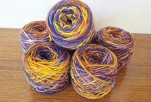Araucania Hand dyed Rustic wool