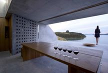 Architecture /// Wine cellar