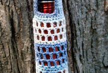 nosic na flasku
