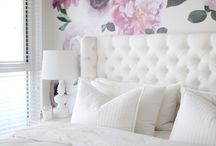 Wall decals and paint