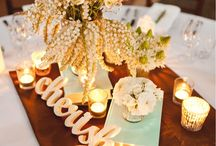 Tabletops & Centerpieces