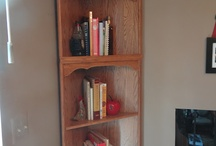 Cookbook Storage Ideas  / All kinds of storage ideas for cookbook displays in your kitchen.