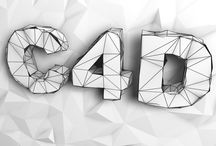 Low poly Text Tutorial in Cinema 4D