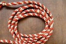 編む・組む・結ぶ
