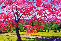 Spring Art project ideas / by Art Ed Central