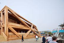 Types - Pavilions